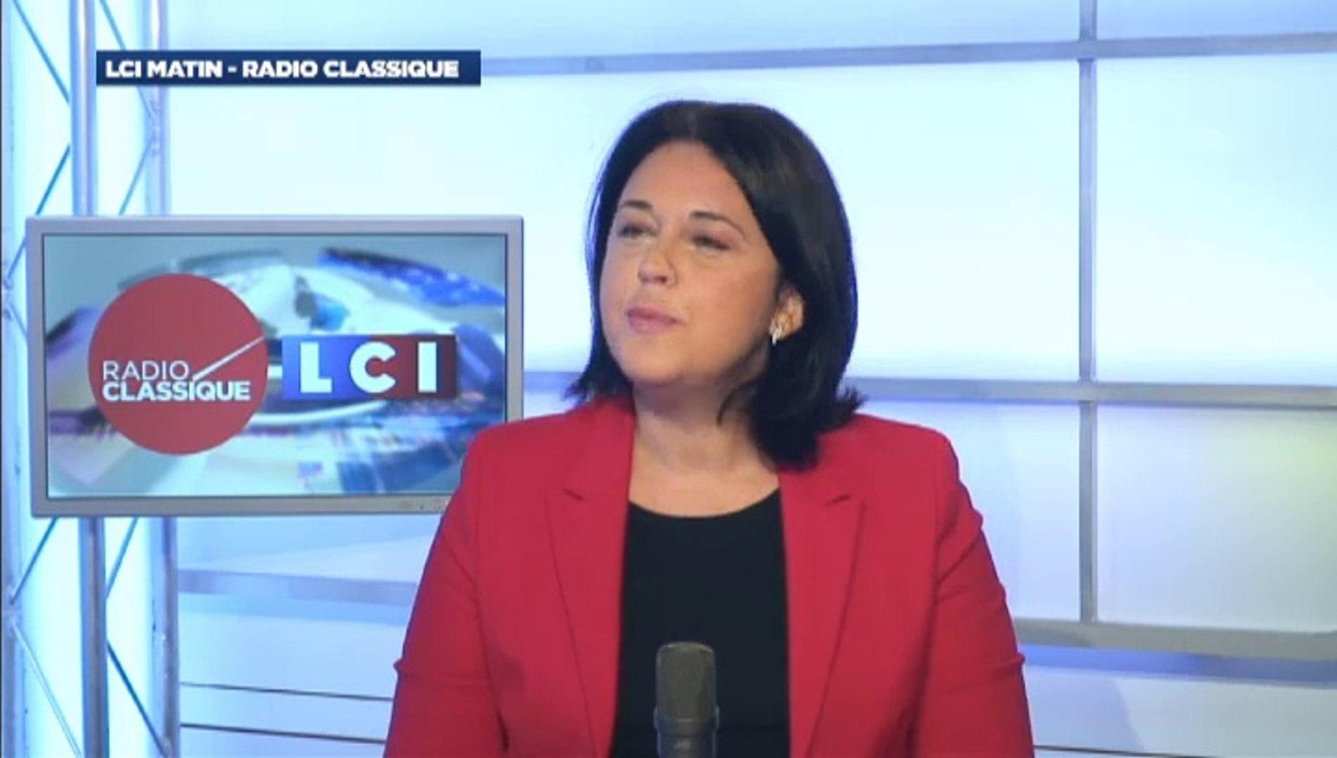 Sylvia Pinel, invitée Politique avec LCI