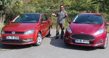 Karşılaştırma - VW Polo 1.2 TSi DSG ve Ford Fiesta 1.0 Ecoboost Powershift