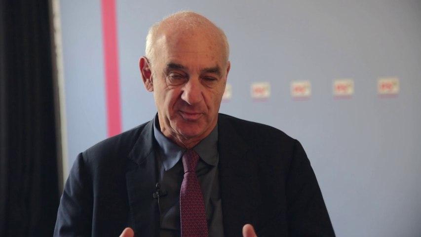 Henri Weber présente les Entretiens de Solférino du 23 octobre
