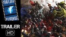 Vengadores: La era de Ultrón - Trailer en español (HD)