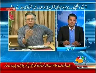 Hassan Nisar Beautiful Analysis On Ending PAT Dharna By Dr. Tahir ul Qadri