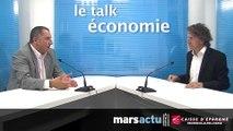 Le talk économie Marsactu : Laurent Laïk, PDG de l'entreprise d'insertion La Varappe