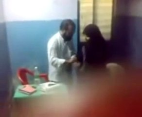 Pakistani Doctor Hidden camera Lahore