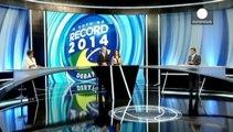 Brésil : les deux candidats au coude à coude, Dilma Rousseff légèrement devant