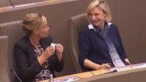 Vlaamse minister: Mag ik mijn neus snuiten?