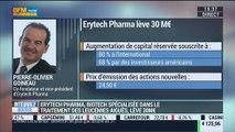 Erytech Pharma:succès de la levée de fonds: Pierre-Olivier Goineau – 23/10
