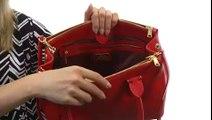 LAUREN by Ralph Lauren Newbury Double Zip Shopper Lauren Tan - Robecart.com Free Shipping BOTH Ways