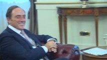 Başbakan Davutoğlu, Portekiz Başbakan Yardımcısı Portas'ı Kabul Etti