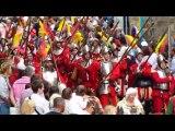Le Puy en Velay - Fêtes Renaissance - Le Roi de l'Oiseau