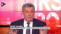 """Henri Guaino : """"Le juge Gentil est venu pour faire de l'argent"""""""