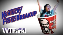 KENTUCKY FRIED BREAKUP: Woman Copes With Breakup By Spending Entire Week In KFC. Continuously. I Guess That Is How She KFCs?