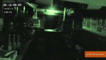 Ghost Footage inside a Haunted Pub
