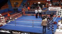 Boxer Brutally Attacks Referee After Calling The Fight