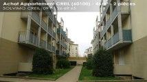A vendre - appartement - CREIL (60100) - 2 pièces - 46m²