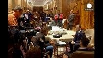 1.ª Visita à Sérvia de um chefe da diplomacia do Kosovo