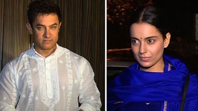 Aamir Khan Celebrates Diwali With Friends