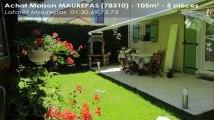 Vente - maison - MAUREPAS (78310)  - 105m²