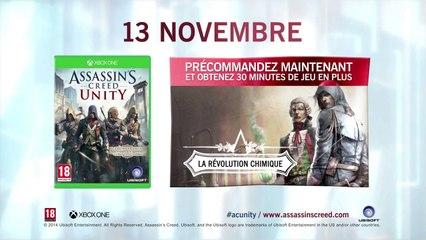 Assassin's Creed Unity : Unis pour la libérté de Assassin's Creed Unity