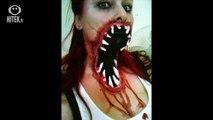 Top 40 des maquillages les plus effrayants pour Halloween