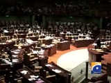 MQM raises 'Mohajir' province demand in Sindh Assembly | Live Pak News