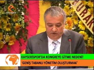 ERCİYES TV 23 EKİM 2014 ANA HABER BÜLTENİ