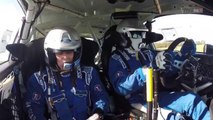 Michel Morin à la Finale de la Coupe de France des Rallyes
