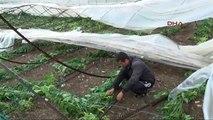 Kumluca Şiddetli Yağmur ve Fırtına Kumluca'yı Vurdu