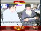 Zain Malik Chairman Bahria Town Karachi Gives Rs 50M To Abdul Sattar Edhi