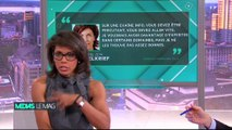 """Audrey Pulvar: """" Les médias français sont misogynes"""""""