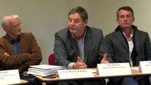 """CONFERENCE DE PRESSE - CGPME - CAVB - FNEB - FRSEA...  Projet de loi de finances pour 2015: Les contrats """"vendanges"""" sont en danger !!! Non à la suppression des allégements de charges salariales sur les contrats vendanges"""