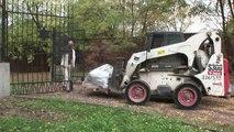 Les pierres tombales juives reviennent aux cimetières en Pologne