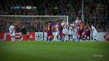 FC Barcelona - Xakhtar (5-1) Champions League / Quarts final / 2010/11
