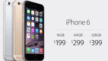 Iphone 6 and Iphone 6 Plus l Bigger than bigger l iWatch l Apple_2