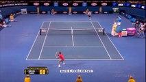 Nadal vs Tomic - R3 Australian Open 2011