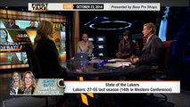 Jeanie Buss on the State of the Lakers