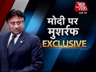 Exclusive Interview of Parvez Musharraf to Indian Channel | Live Pak News