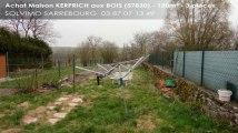 A vendre - maison - KERPRICH aux BOIS (57830) - 3 pièces - 130m²