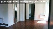 A vendre - appartement - Gagny (93220) - 2 pièces - 42m²