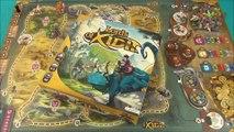 """Videorègle #373: Les règles du jeu de société """"Lords of Xidit"""""""