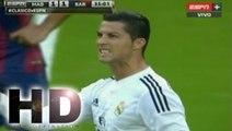 Increible GOL Cristiano Ronaldo real madrid vs barcelona 3-1 la liga 2014