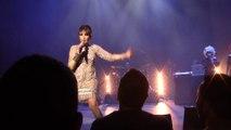 Jeanne Mas Sauvez moi Folies Bergère 17 10 2014