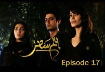 Humsafar Episode 17 | Pakistani Drama | Live Pak News