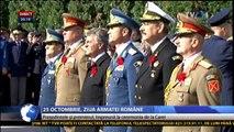 25 octombrie, Ziua Armatei Române. T. Băsescu - Nimeni nu o să mă convingă că trecerea Prutului a fost o greşeală în istorie
