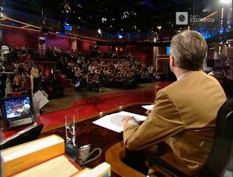 Die Harald Schmidt Show vom 25.04.2002