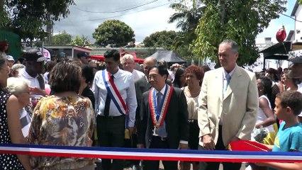Florilèges 2014 : Inauguration