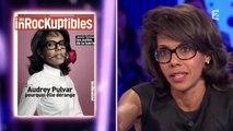 """ONPC - Invitée culturelle, Audrey Pulvar (journaliste) : Pour la promotion de son livre """"Libres comme elles"""" Salamé/Caron"""