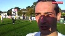 Coupe de France. Plobannalec-Lesconil - Saint-Brieuc (2-0) : la réaction de Tony Felici