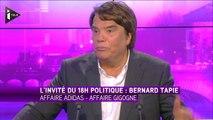 Clash Pulvar / Tapie : Bernard Tapie refuse de répondre aux questions de notre journaliste