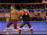 Midnight Rockers vs Pete Sanchez, Frankie DeFalco  (1987.05.23 AWA)