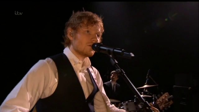 Ed Sheeran - Thinking Out Loud - The X-Factor 26/10/14